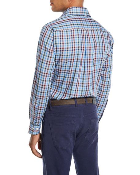 Men's Macon Multi-Check Sport Shirt