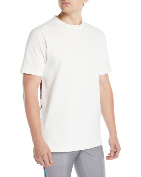 CALVIN KLEIN 205W39NYC Men's Quilt Graphic T-Shirt