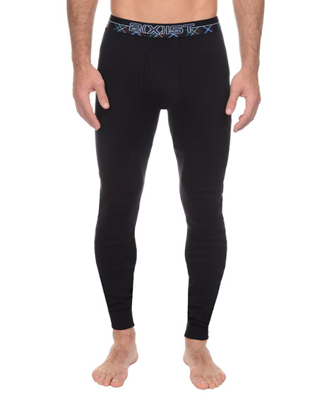 Tartan Tech Long John Pants