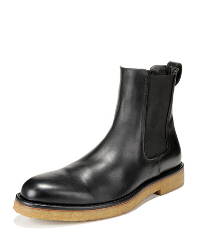 Men's Cressler Leather Chelsea Boots