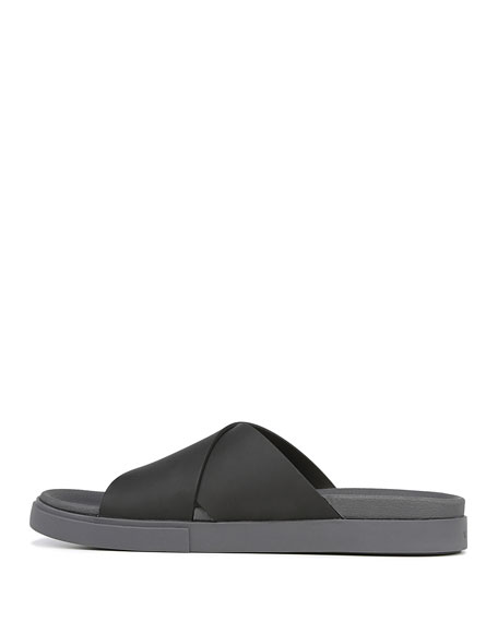 Men's Telford Crisscross Slide Sandal