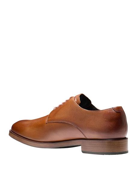 Men's Harrison Grand Leather Derby Shoe, Brown