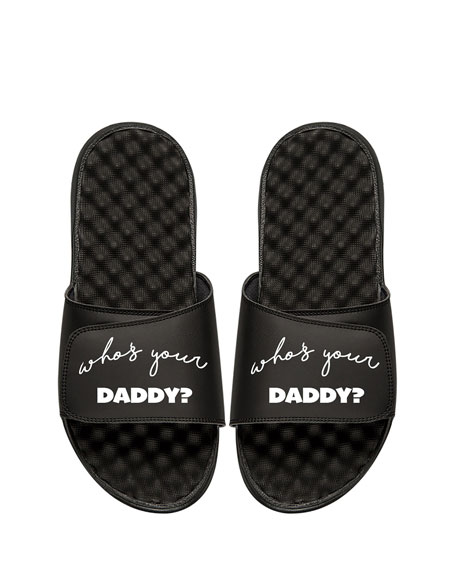 Men's Who's Your Daddy Slide Sandal