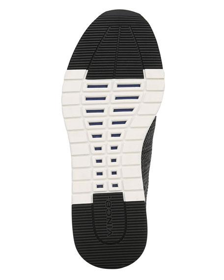 Men's Palo Knit Trainer Sneakers