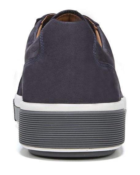 Men's Rogue Suede Low-Top Sneakers