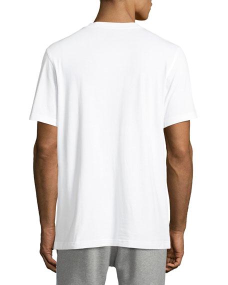 Men's Camo Trefoil Graphic T-Shirt