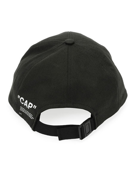 Men's Quote Baseball Cap