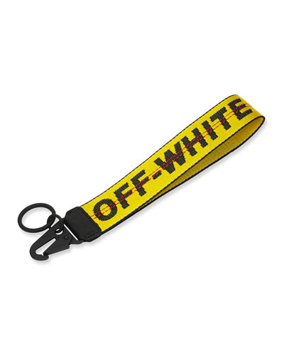 Men's Industrial Web Strap Key Chain
