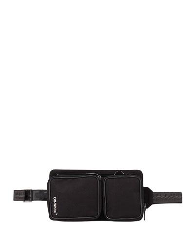 Men's Cordor Nylon Belt Bag