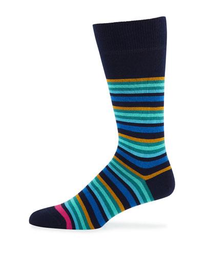 Men's Jito Striped Socks