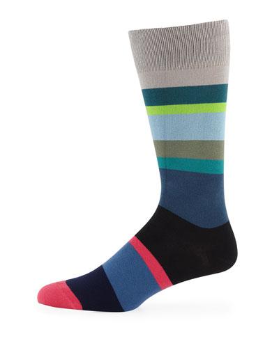 Men's Mike Stripes Sock