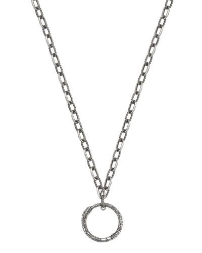 Men's Ouroboros Pendant Necklace