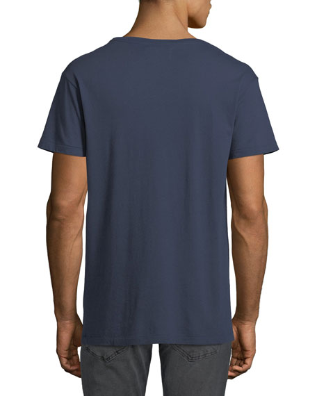 Men's Surf Graphic Pocket T-Shirt
