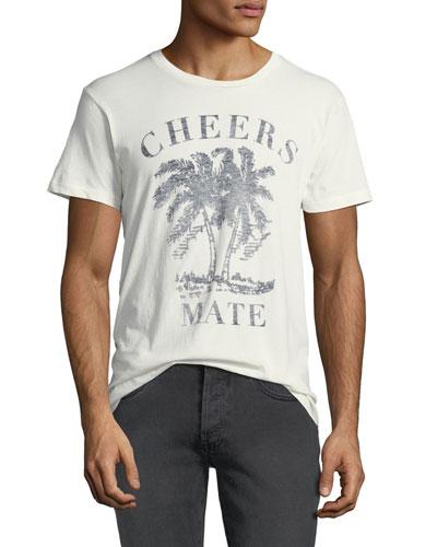 Men's Cheers Mate Graphic T-Shirt