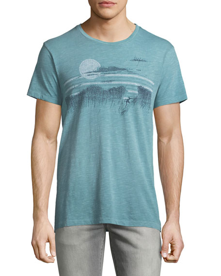 Men's Outer Reef Graphic T-Shirt