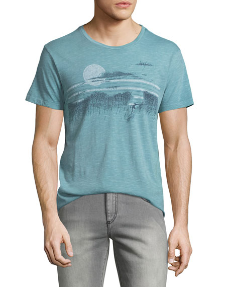 Sol Angeles Men's Outer Reef Graphic T-Shirt