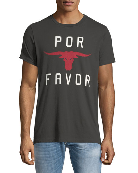 Sol Angeles Men's Por Favor Graphic T-Shirt