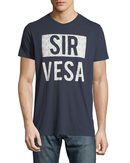 Sol Angeles Men's Sir Vesa Graphic T-Shirt