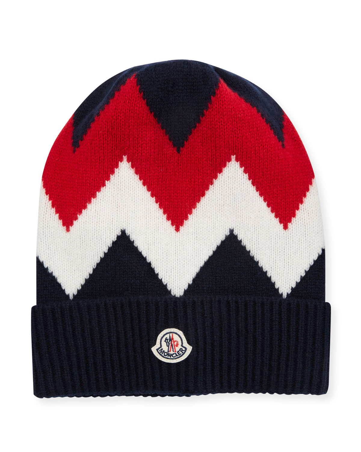 9ecfe664532 Moncler Men s Berretto Tricot Beanie Hat