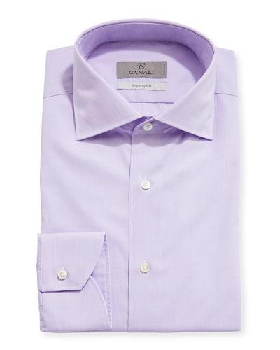 Impeccabile End-on-End Dress Shirt