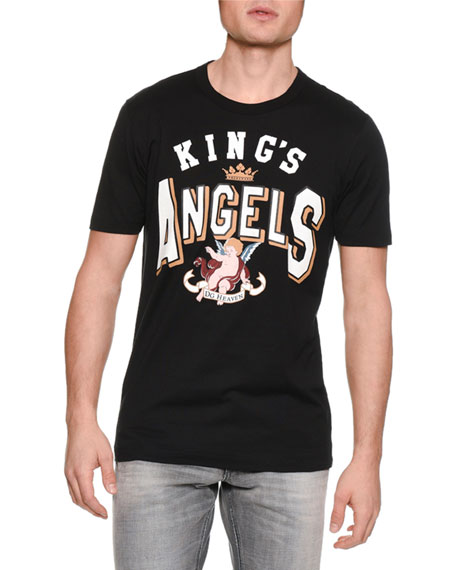 Men's King's Angels Graphic T-Shirt