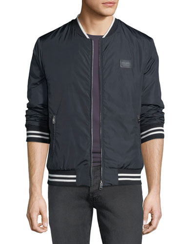 Men's Nylon Track Jacket