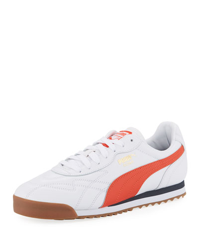 Men's Roma Anniversary Leather Sneakers