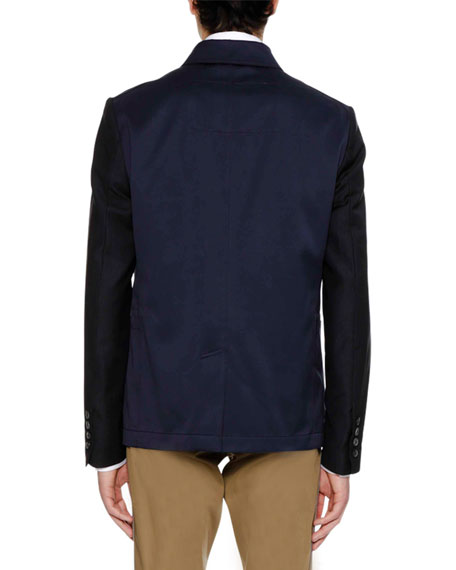 Men's Work Wear Knit Jacket