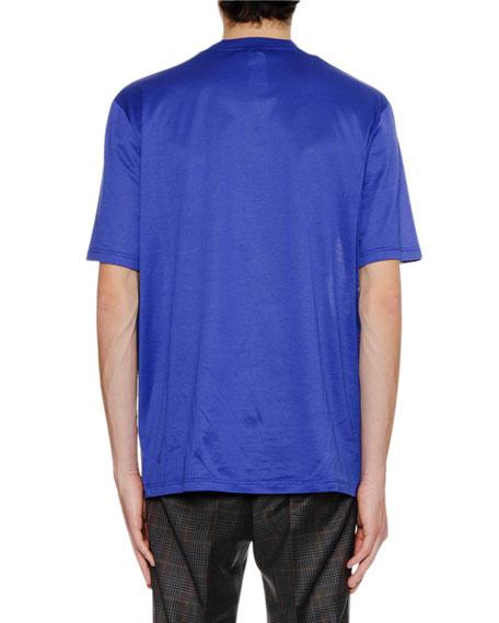 Men's Flocked L Logo T-Shirt