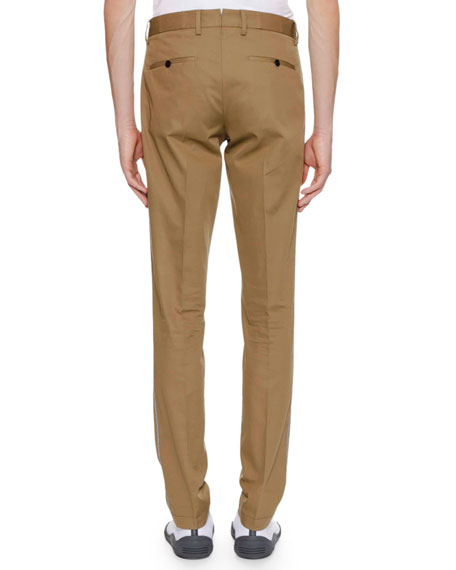 Men's Slim Cotton Pants