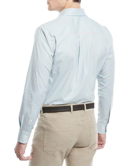 Men's Crown Ease Marketplace Check Sport Shirt