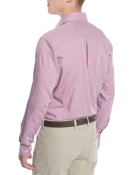 Men's Province Check Sport Shirt