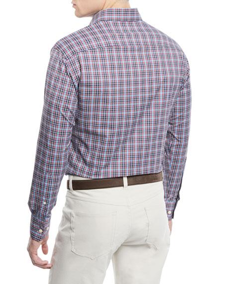 Men's Clyde Performance Check Shirt