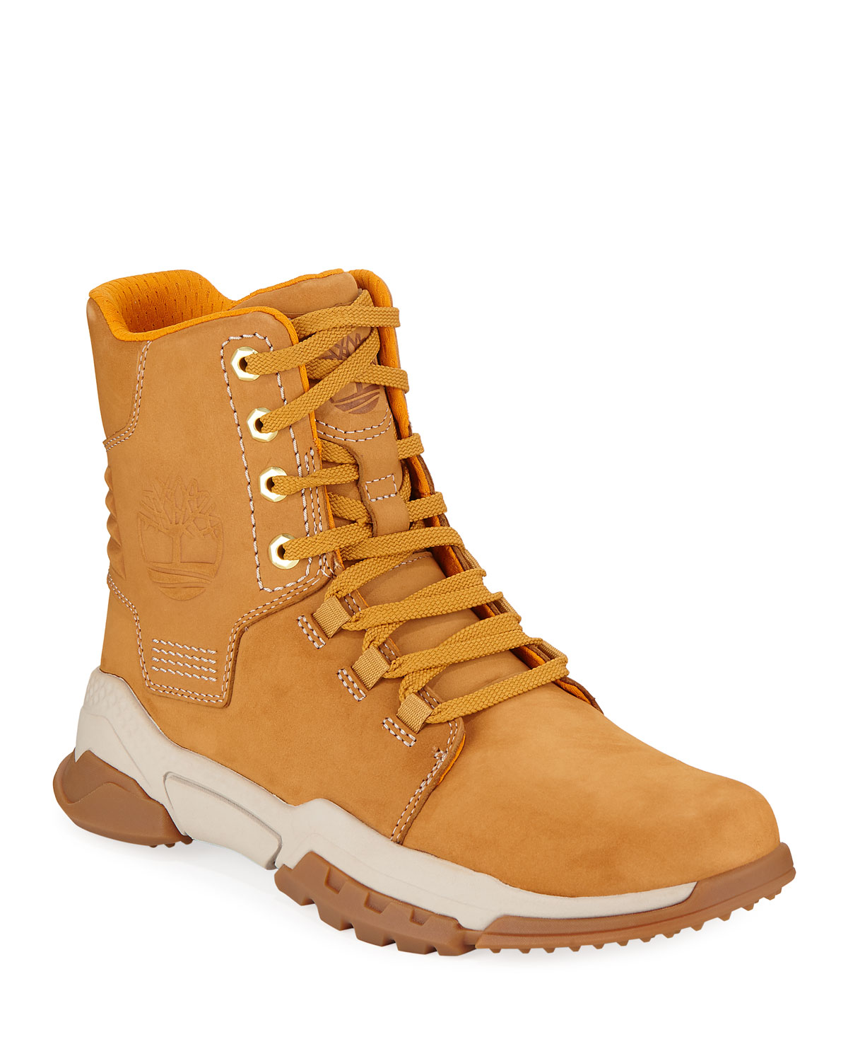 efad31453a3f Timberland Men s City Force Reveal Leather Boots
