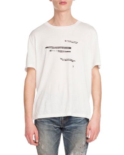 Men's Brutally In Love Graphic T-Shirt