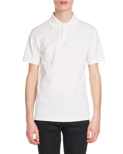 Men's Logo Polo Shirt