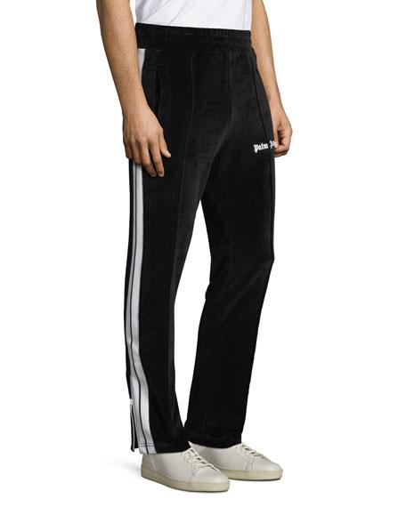 Men's Chenille Track Pants
