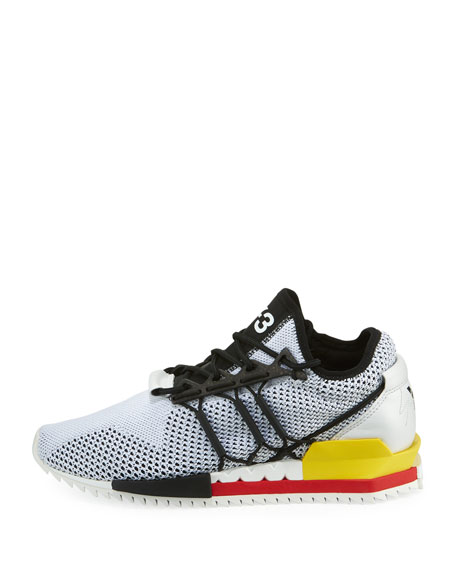 Men's Harigane Mesh Running Sneakers