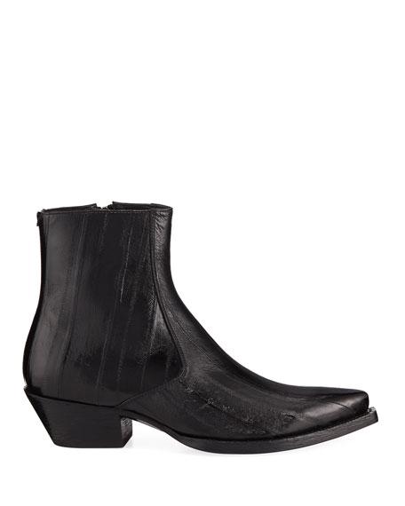 Men's Lukas Eel-Leather Boots