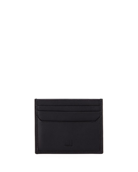 dunhill Men's Hampstead Leather Card Case
