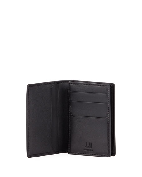 Men's Hampstead Leather Business Card Case