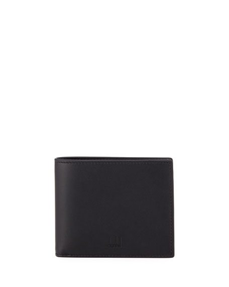 dunhill Men's Hampstead Leather Billfold Wallet