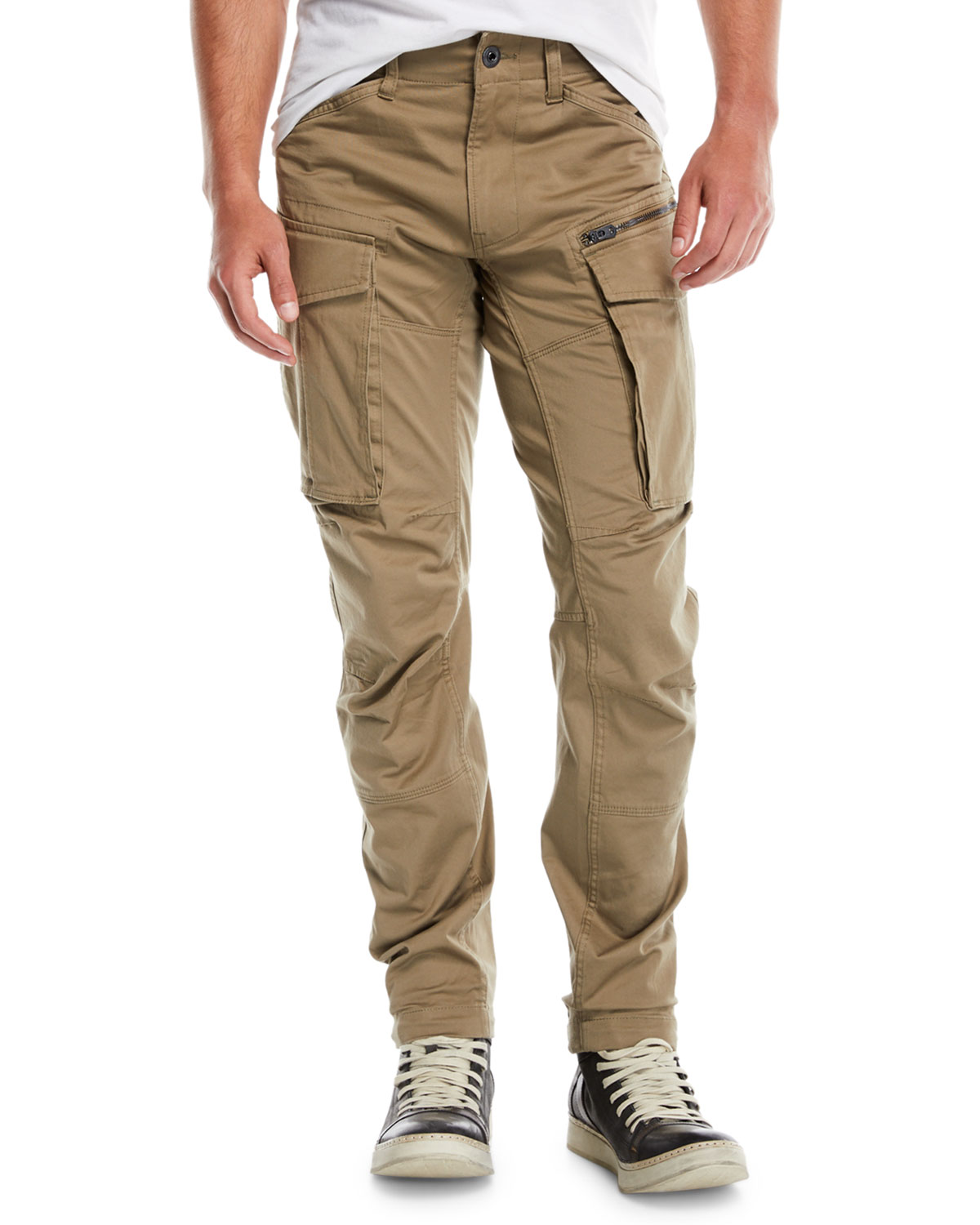 37e225afe15 G-Star Men's Rovic 3D Tapered Cargo Pants | Neiman Marcus