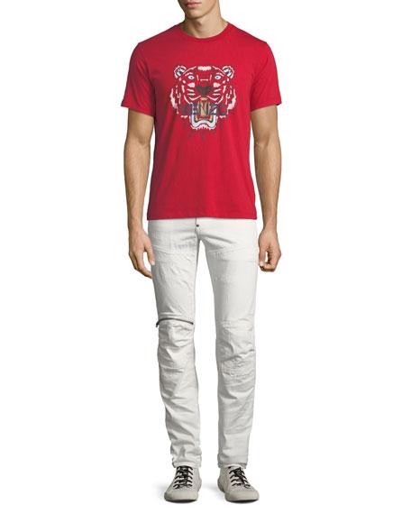 Men's 5620 Knee-Zip Super-Slim Jeans