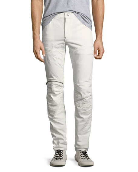 Men's 5620 Knee-Zip Super-Slim Jeans