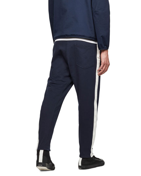 Men's Core Striped Sweatpants