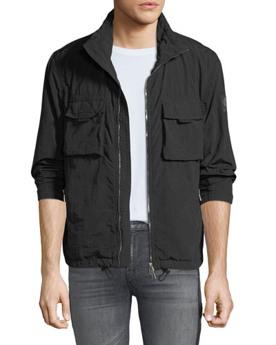 Men's Pendeen Garment-Dyed Utility Jacket