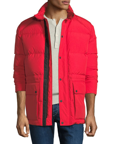 Men's Tallow Lightweight Quilted Jacket