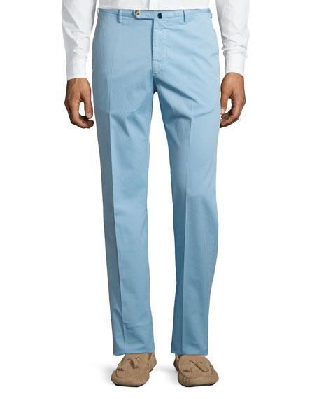 Benson Five-Pocket Standard-Fit Trousers