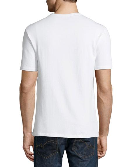 Men's 3-Pack Cotton Crewneck T-Shirts
